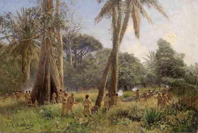 esploratori tedeschi in africa
