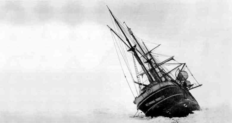 Photo of Antartide Ernest Shackleton