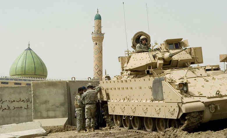 Iraq guerra civile