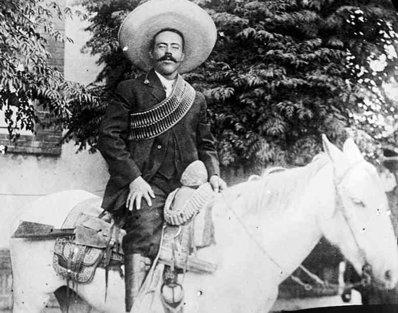 rivoluzione messicana pancho villa