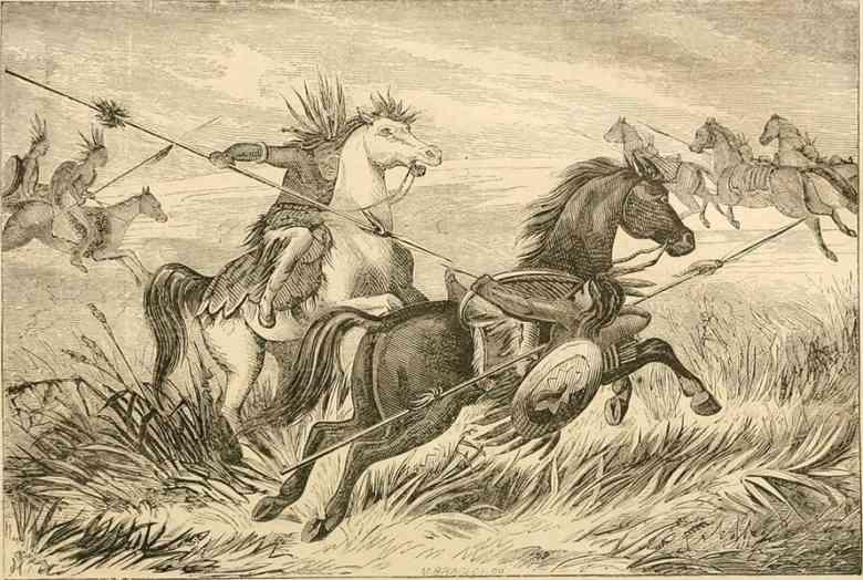 Photo of Comanche i Signori delle Praterie