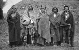 Pawnee guerrieri