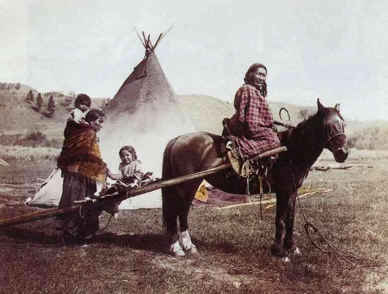 Photo of Indiani Cheyenne