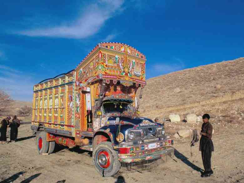 impero dell' oppio afghano