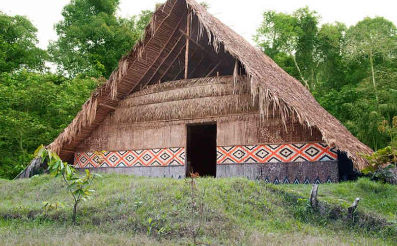villaggi indios amazzonia