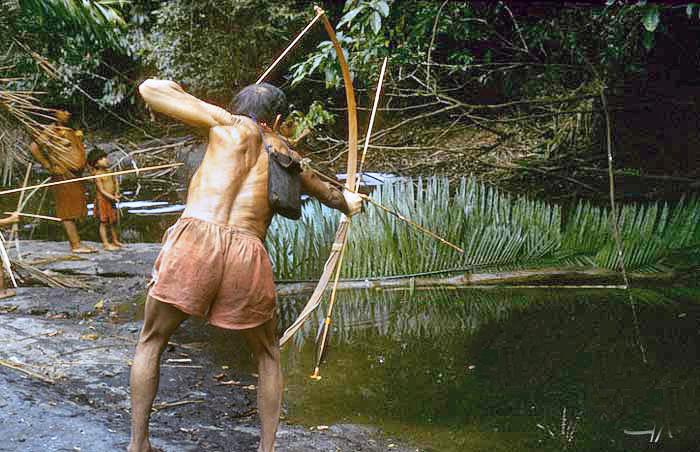 indios dell'amazzonia