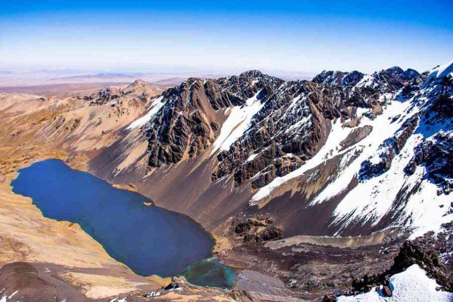 Bolivia nevado