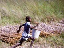 Botswana Kavango child