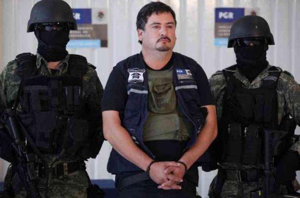narcotrafficante messicano