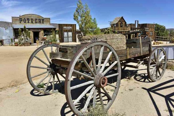 6 Usa Ca Mojave Pioneertown 6