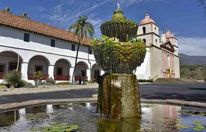 La via delle missioni spagnole californiane