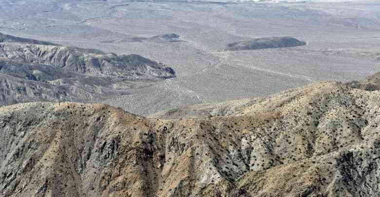Photo of Il deserto di Anza Borrego