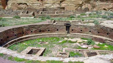 Photo of Chaco Canyon