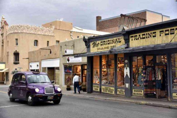 6Usa Nm Santa Fe street4