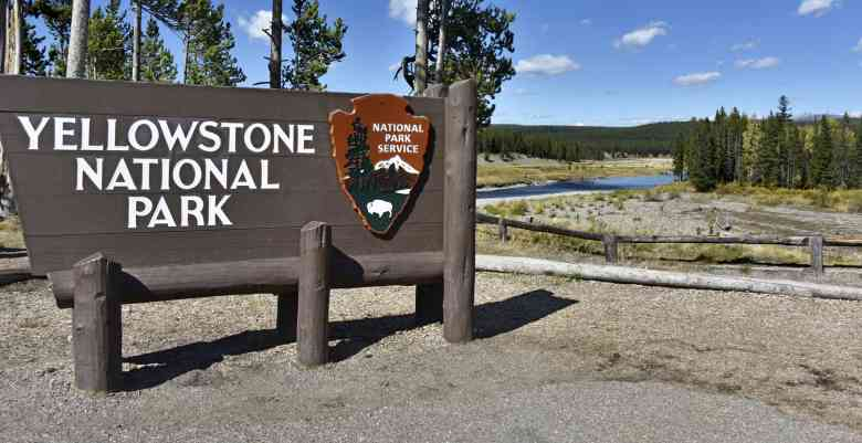 Photo of Yellowstone