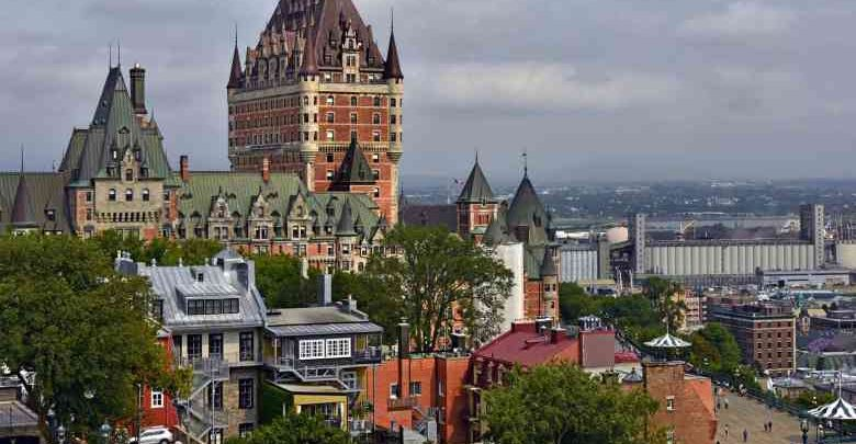 Photo of La città di Quebec