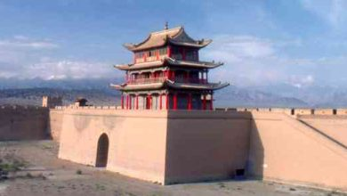 Photo of Xinjiang