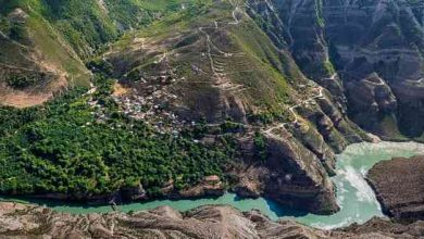 Photo of Daghestan