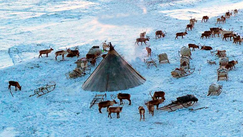popolazioni siberiane